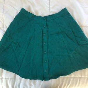 New Green Skirt